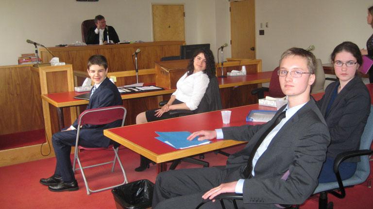 Parkland Mock Trial