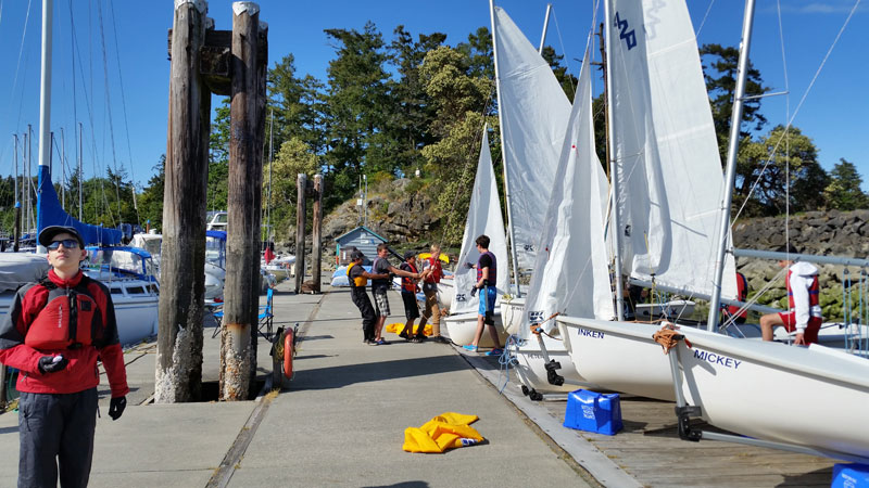 parkland sailing academy photos