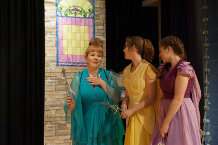 Parkland Acting 9-12 performance of Once Upon A Time