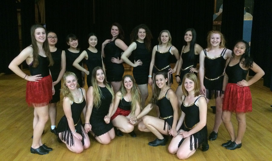 Parkland Block D dancers prepare for showcase