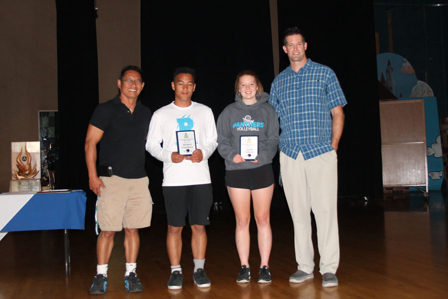 Parkland Athletic Banquet and Awards 2016