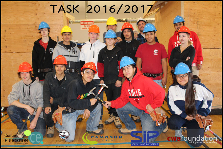 TASK 2016-2017 Students