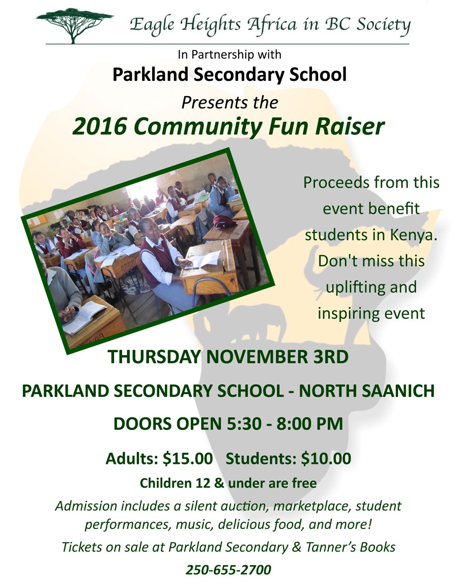 Parkland Community Fun Raiser