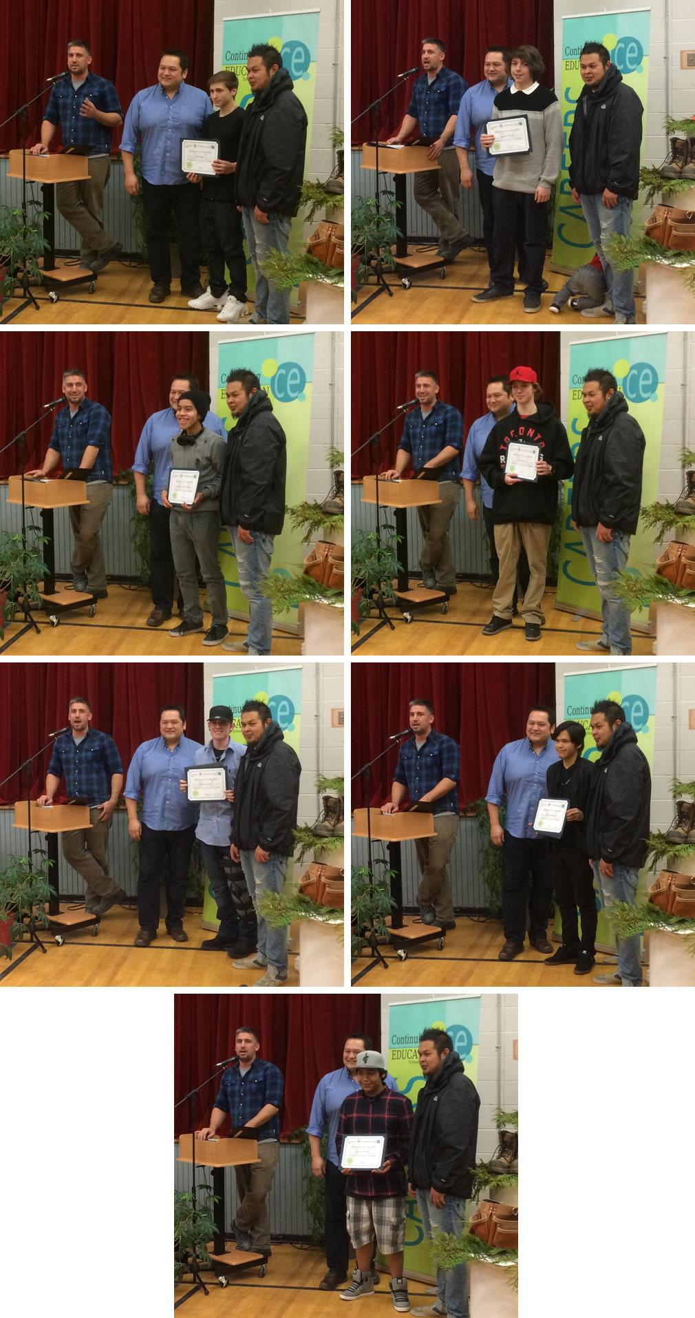 TASK Grad Individual Photos