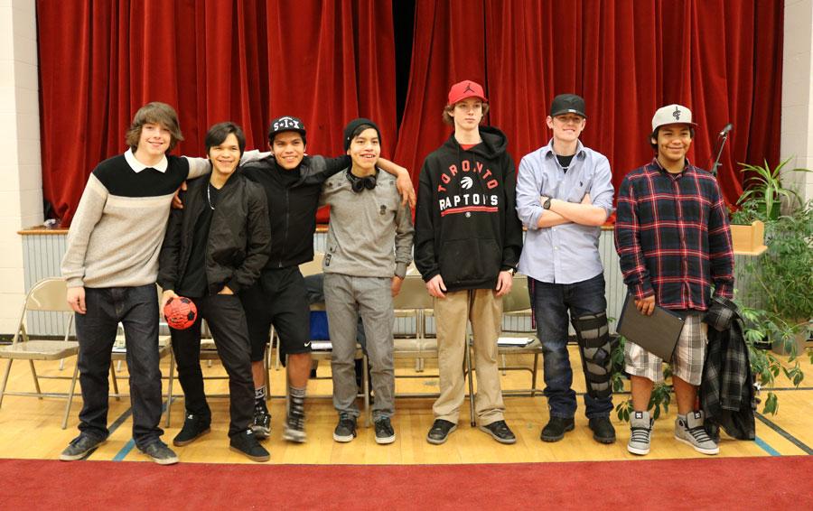 TASK Grad Group Photo
