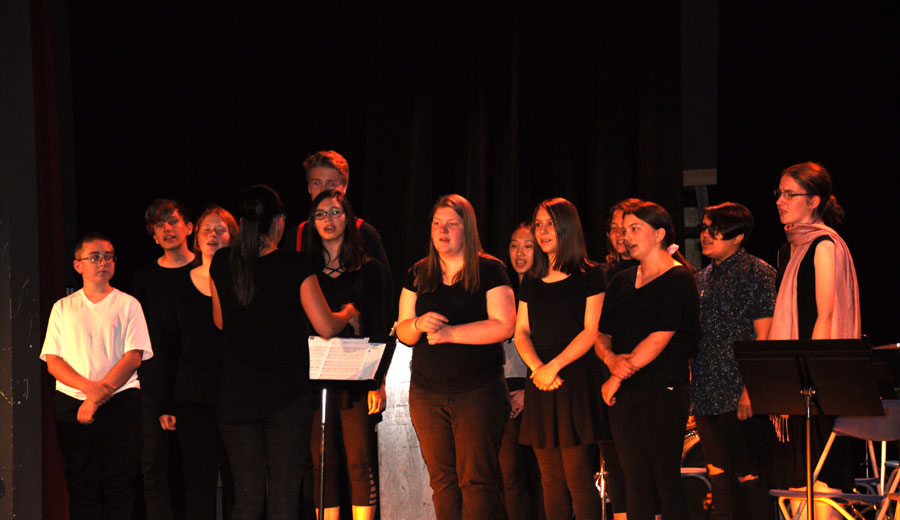 NSMS and Parkland Music Programs perform concert
