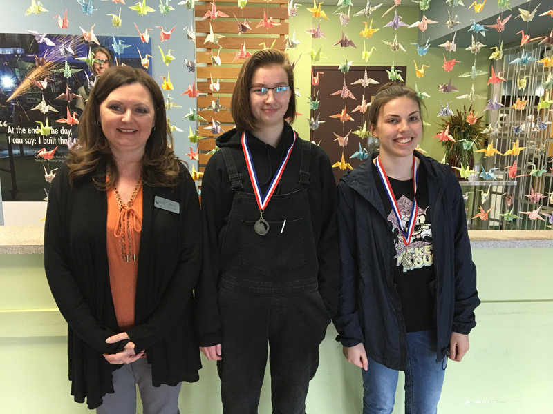 Skills Canada Competition Winners