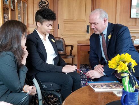 meeting Premier- bravery beads