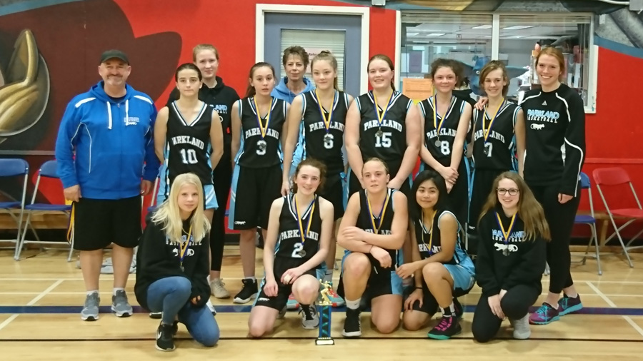 Jr. Girls Basketball Team