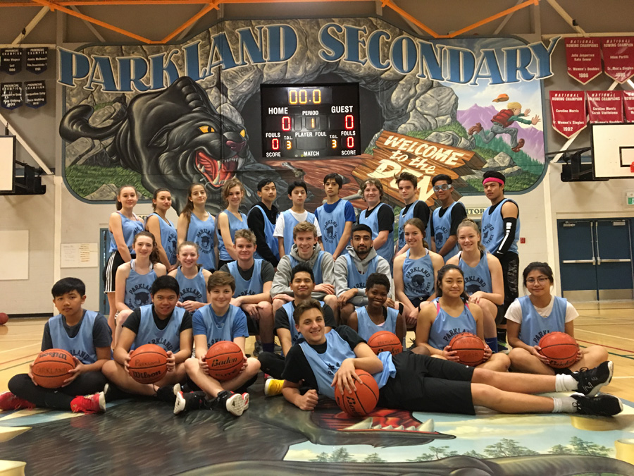 Parkland Sport Performance Basketball