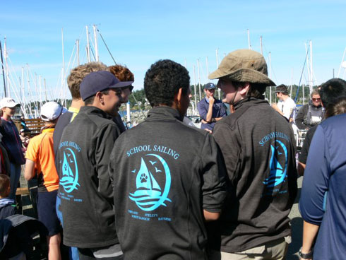 Parkland Sailing Academy's final regatta