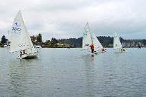 Sailing Academy Button
