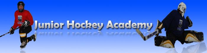 Jr. Hockey Banner
